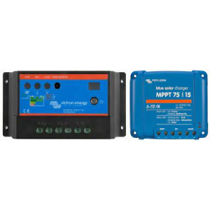 Solar PWM Charge Controllers And MPPT's